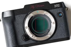 Hochformat mit automatischer Ausrichtung bei horizontaler leicht gekippter Kamera. Oskar Barnacks digitales Erbe - die Versäumnisse der Kameraentwicklung.