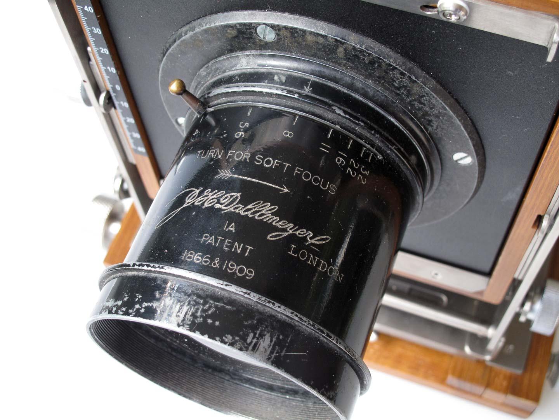 Dallmeyer 1A – ein historisches Objektiv